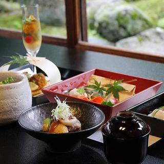 鎌倉和食を堪能するなら「風流御膳」素材そのものを味わう