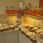 シロツキ - 焼菓子コーナー
