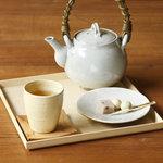 祇園NITI - 永谷宗園 ほうじ茶