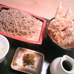 7801866 - 天丼セット