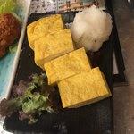地魚屋台 浜ちゃん  - 厚焼き玉子