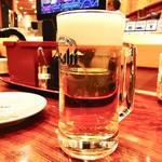78013731 - 生ビールでぷはぁ♡