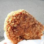 肉の太田屋 - 料理写真:メンチカツ125円