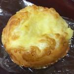 くのパン - Wチーズパン(158円税込)