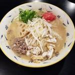78013977 - 濃厚味噌らぁ麺
