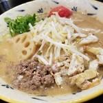 78013985 - 濃厚味噌らぁ麺
