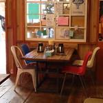 麺屋 Somie's - 店内