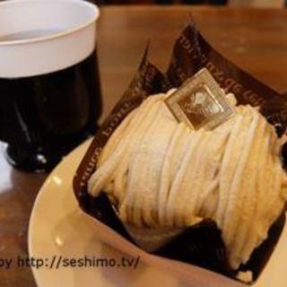 モンブランフジヤ - 料理写真:和栗のモンブラン