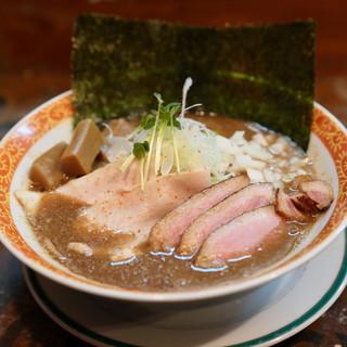麺屋 Somie's - 料理写真:ブラウンシュガー(+鴨ロース)