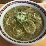 タモリ - 料理写真:特製ラーメン(560円)
