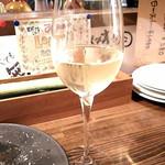 男のイタリアン屋台 suEzou - 白ワイン