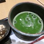 綱島園いっぷく茶房 - ドリンク写真:抹茶
