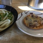 マルタニ製麺 - イカ天はちょっとモッサリ