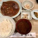 唐井筒 - 鯖味噌煮