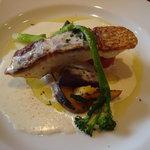 7802714 - 真鯛と厳選野菜のグラディナート