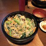 韓ガネ - 料理写真:チーズビビンバ