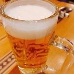 ペッシェドーロ - 最初の一杯