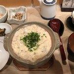 唐井筒 - すっぽん雑炊
