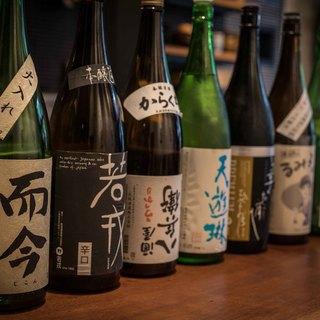 【三重の酒】焼き鳥、料理にあう美酒・旨酒