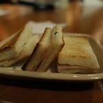 78021852 - お通しのサンドイッチ