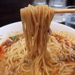 四川担担麺 阿吽 - 担担麺・4辛(830円)