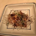 御堂筋 ロッヂ - いわしの天ぷら つきだしだって 2人で800円⁉︎