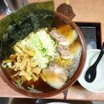 てんこもりラーメン - チャレンジコース麺8玉