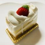 ラ・ミニョン - 季節のケーキ。