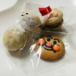 ラ・ミニョン - キャラクターのクッキー。