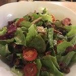 燻製×肉 イタリア酒場ORA - シーザーサラダを食べたのだ