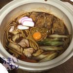 山本屋本店 - 「山本屋本店 味噌煮込みうどん 極太乾麺4食入り」