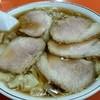 伸龍 - 料理写真:チャーシューワンタン麺!870円!