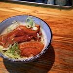 ラーメン道黒こくや - 本日のおすすめ炙りチャーシュー丼