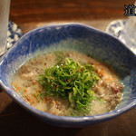 楽彩 - 白煮込み(380円)