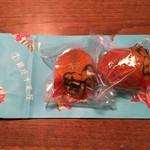 銀座千疋屋 - 紙袋は蜷川実花デザインかな?