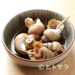 海幸山幸 越中茶屋 - バイ貝含め煮