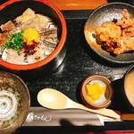 Satsumagokamon - りゅうきゅう丼