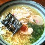 かるいち - 軍鶏ラーメン750円