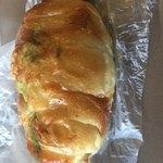 ベーカリー トートル - ちくわパン