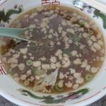 つたふじ - スープ