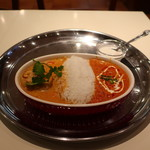 Green Garden Masala - 2種類カレー超辛(キーマカレーとレッドカレー)