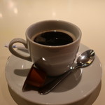 Green Garden Masala - ホットコーヒー