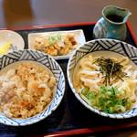 大圓 - うどん定食