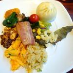 三九厨房 - 朝食ビュッフェ(1,000円)