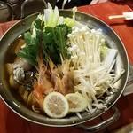 かきっこ商店 - 広島牡蛎と大長レモンの小炊