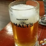 かきっこ商店 - ビールはモルツ