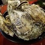 かきっこ商店 - 焼牡蠣