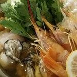 かきっこ商店 - 広島牡蛎と大長レモンの小炊アップ