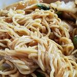 京華茶楼 - 麺アップ