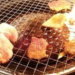 炭火焼肉食べ放題カルビ市場 -
